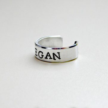 Vegan Unisex Ring