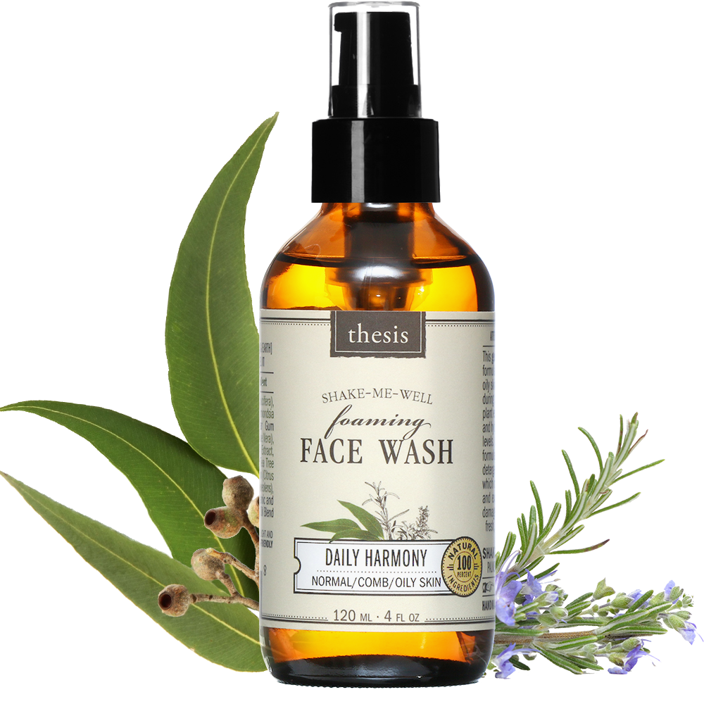 THESIS Face Wash for Oily / Combination Skin - Cool Vegan Things