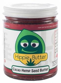 Cacao Hemp Seed Butter