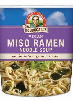 Miso Ramen Noodle Soup Cup  6/Carton