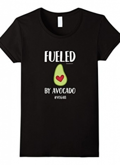 Vegan Cute Avocado T-Shirt