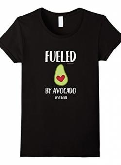 Vegan Cute Avocado T-Shirt