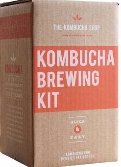 Organic Kombucha Home Brewing Kit