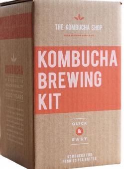 Organic Kombucha Home Brewing Kit