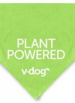 "V-Dog ""Plant Powered"" Bandana"