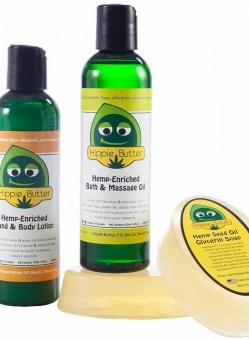 Hemp Skin Care Bundle