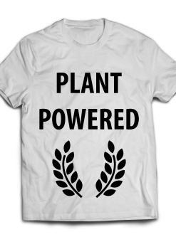 Unisex Plant Powered T-Shirt