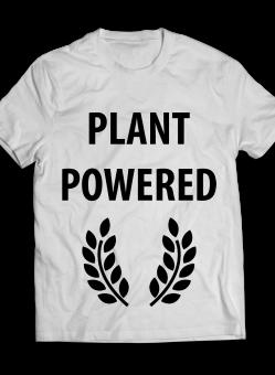 Unisex Plant Powered T-Shirt