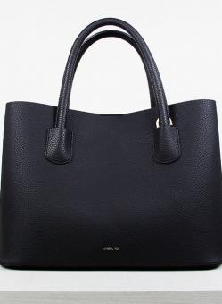 Angela Roi Cher Tote in Black