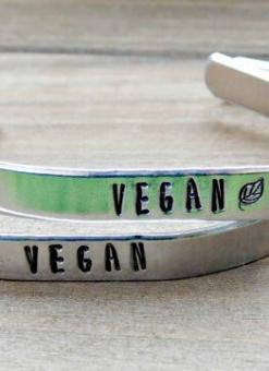 Red Panda's Closet Vegan Bracelet