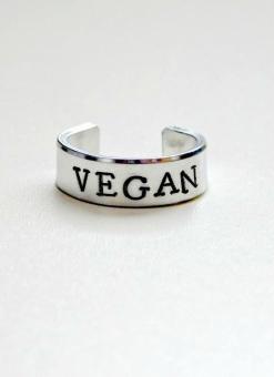 Red Panda's Vegan Ring (Unisex)