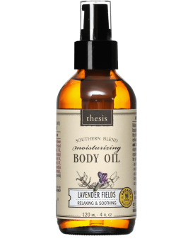 Body Oil Lavender Fields Southern Blend
