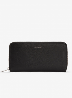 Matt & Nat Central Vegan Wallet – Black