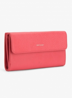 Matt & Nat Connolly Wallet – Coral