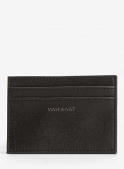 Matt & Nat Max Cardholder Black