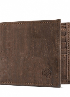 Corkor Vegan Cork Wallet For Men