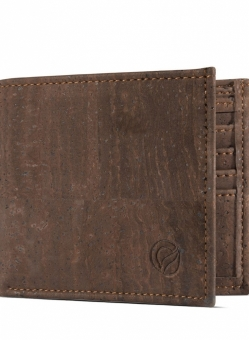Corkor Vegan Cork Wallet For Men