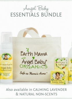 Earth Mama Baby Essentials Bundle
