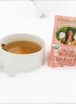 Organic Monthly Comfort Tea